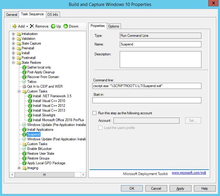 Créer image Windows 10 avec MDT 2013 (4)