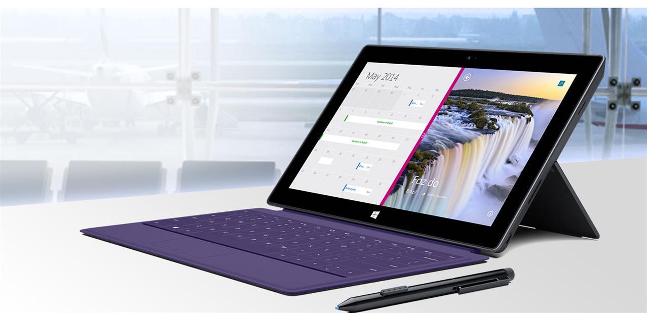 Mise à jour majeure du firmware pour Surface Pro 4