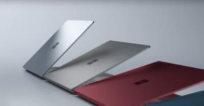 Pilotes et Firmware pour Surface Laptop 2