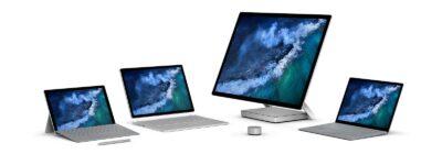 Microsoft publie un correctif à Meltdown et Spectre pour les appareils Surface