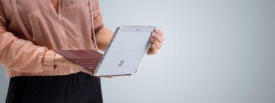 Pilotes et Firmware pour Surface Go