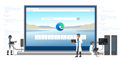 Activer la synchronisation des comptes Azure Active Directory (AAD) avec Microsoft Edge